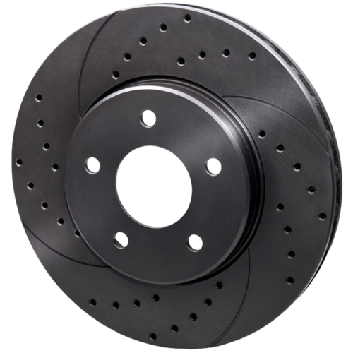 Передние тормозные диски 4557-GL