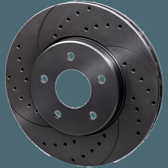 Передние тормозные диски 2583-GL