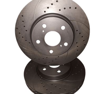 Тормозные диски с покрытием